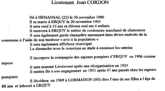 cordon bis