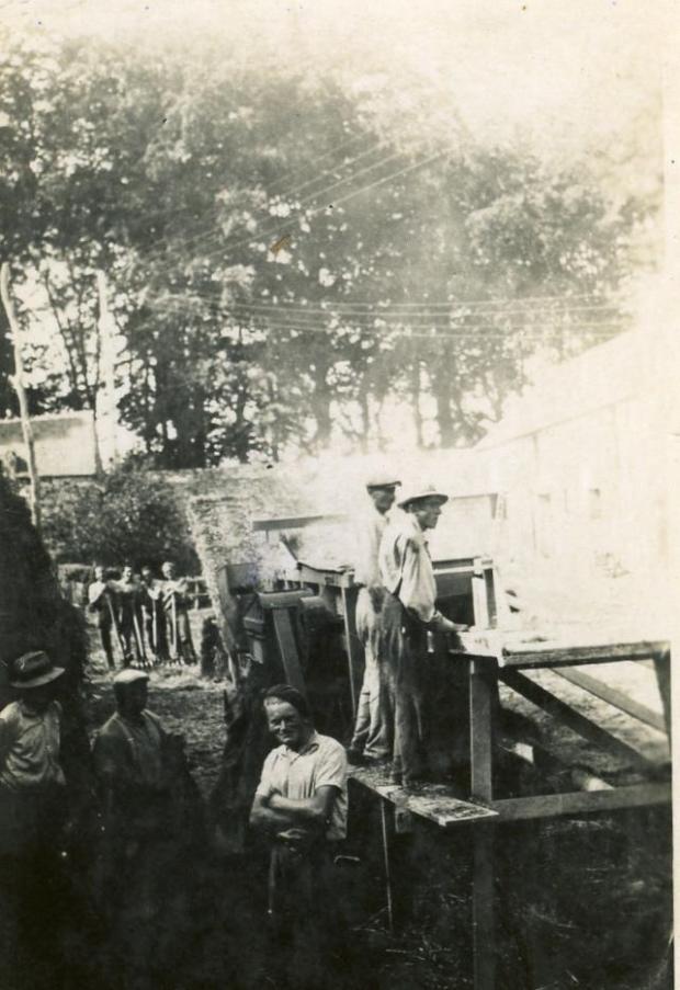 Joseph Talbourdet, Esprit Talbourdet et François Talbourdet.