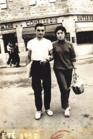 Geneviève et Alain Berthaux
